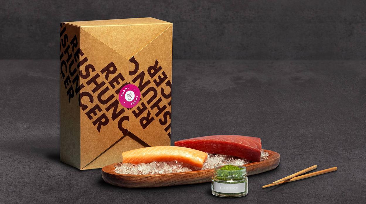 Deutsche See Fischmanufaktur Sushi zum selbermachen