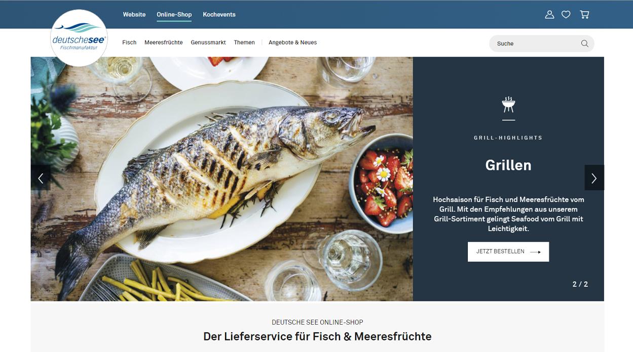 Deutsche See Fischmanufaktur Startseite
